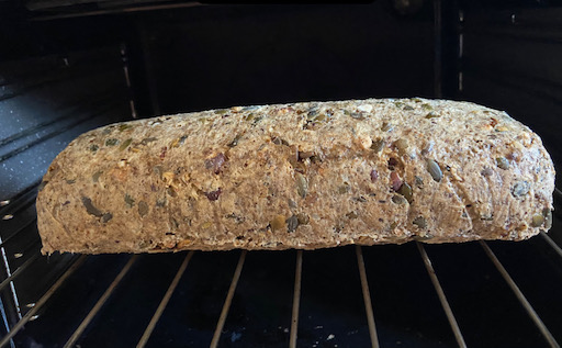 My version of the 'Life Changing Loaf of Bread'